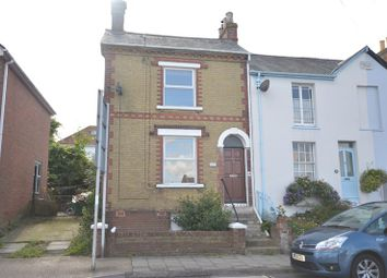 Thumbnail 2 bed end terrace house to rent in Gosport Street, Lymington