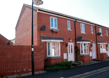 Thumbnail 2 bed end terrace house for sale in Wakehurst Gardens, Weston-Super-Mare
