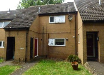 Thumbnail 1 bed maisonette for sale in Littlewood Close, Northampton