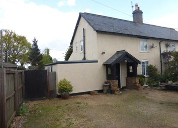 Thumbnail 2 bed semi-detached house to rent in Bexwell, Downham Market