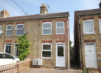 Thumbnail 2 bed end terrace house for sale in New Road, Littleport, Ely