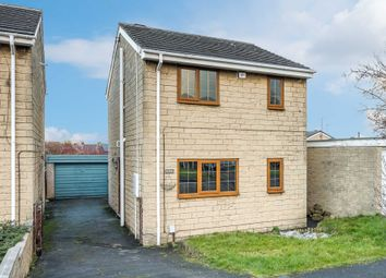 Thumbnail 3 bed detached house for sale in Edward Close, Dewsbury