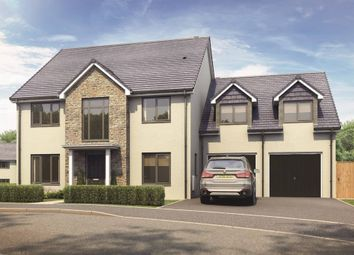 Thumbnail 4 bed detached house for sale in Sampys Hill, Mawnan Smith, Falmouth