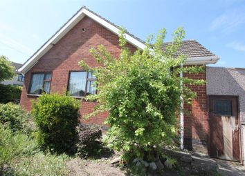 Thumbnail 3 bedroom semi-detached bungalow for sale in Land Society Lane, Earl Shilton, Leicester