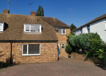 Thumbnail 3 bed property to rent in Albemarle Road, Willesborough, Ashford