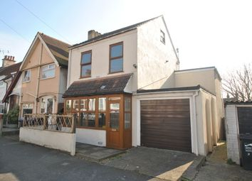 Thumbnail 3 bedroom detached house for sale in Victoria Avenue, Margate