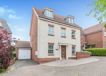 Thumbnail 5 bedroom detached house for sale in Stour Close, Harwich