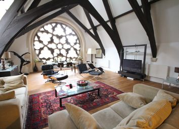 Thumbnail 3 bedroom flat to rent in St James Church, 25 Charlotte Rd, Edgbaston