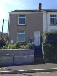 Thumbnail 2 bed terraced house to rent in Rockland Terrace, Swansea