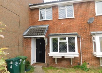 Thumbnail 1 bed terraced house to rent in Bramley Close, Kingston Road, Staines, Middlesex