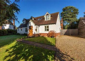Thumbnail 5 bed detached house for sale in Lee Lane, Maidenhead, Berkshire