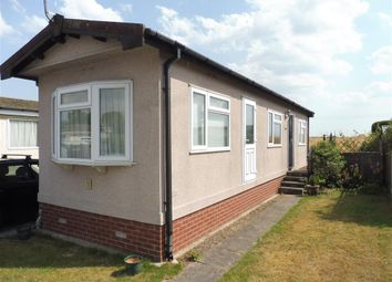 Thumbnail 1 bed mobile/park home for sale in Newton Park Homes, Newton St. Faith, Norwich