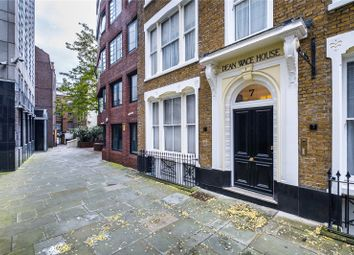 Thumbnail 2 bed flat for sale in Wine Office Court, London
