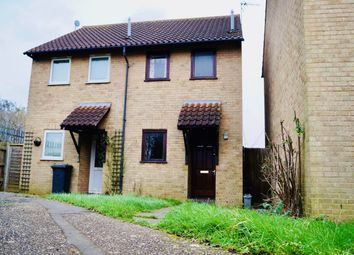 Thumbnail 2 bedroom semi-detached house to rent in Wetherby Way, Eastfield, Peterborough