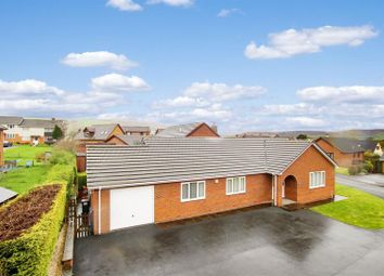 Thumbnail 3 bed detached bungalow for sale in Maes Cottage Estate, Rhayader, Powys