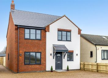 Thumbnail 4 bedroom detached house for sale in Bedford Road, Brafield On The Green, Northampton, Northamptonshire