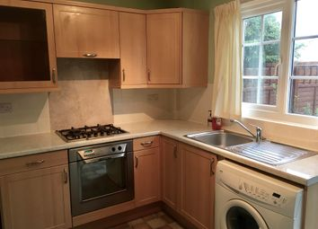 Thumbnail 2 bed terraced house to rent in Cumbria Close, Houghton Regis, Dunstable