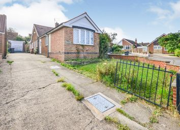 Thumbnail 3 bed detached bungalow for sale in Dorothy Avenue, Newthorpe, Nottingham