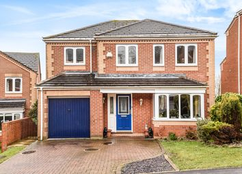 Thumbnail 5 bed detached house for sale in Gus Walker Drive, Pocklington, York