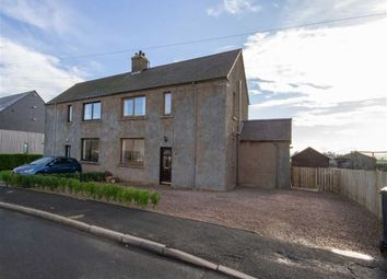 Thumbnail 3 bed semi-detached house for sale in Wellfield, Swinton, Berwickshire