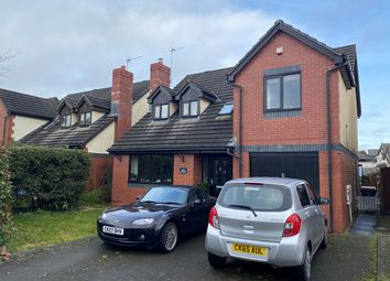 Thumbnail 4 bed detached house for sale in The Hawthorns, Caerleon, Newport