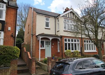 Thumbnail 4 bed semi-detached house to rent in Kingsbury Avenue, St.Albans