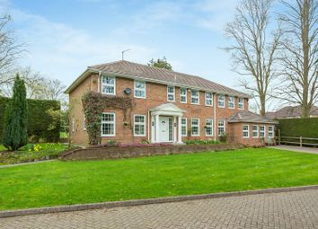 Thumbnail 5 bed detached house for sale in Harewood Road, Chalfont St. Giles