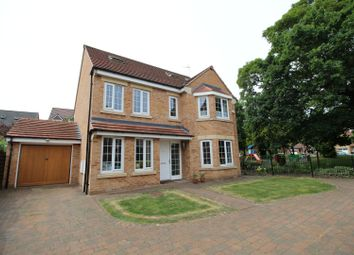 Thumbnail 5 bed detached house for sale in Principal Rise, York