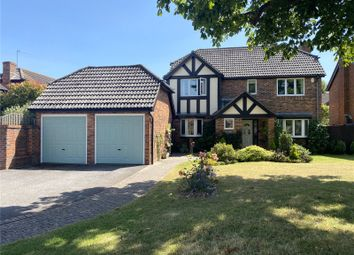 Thumbnail 4 bed detached house for sale in Atkinson Close, Alverstoke, Gosport, Hampshire