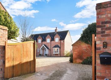Thumbnail 4 bed detached house for sale in Burrough End, Great Dalby, Melton Mowbray