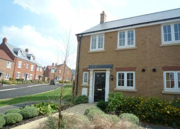 Thumbnail 2 bed end terrace house to rent in Browns Close, Winslow, Buckingham