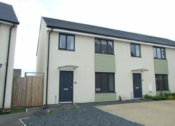 Thumbnail 4 bedroom end terrace house for sale in Plymouth, Devon