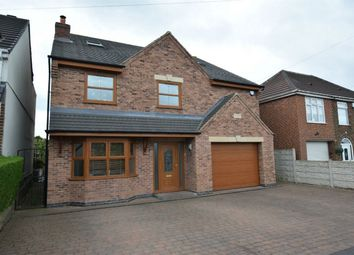 Thumbnail 4 bed detached house for sale in Windlea Road, Riddings, Alfreton, Derbyshire