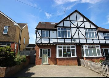 4 bed semi-detached house for sale in Ox Lane, Harpenden, Hertfordshire AL5