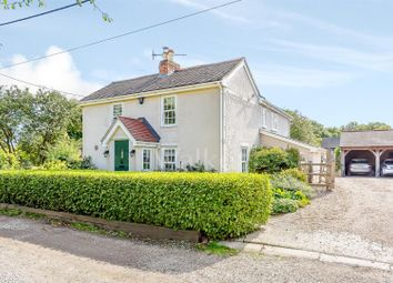 Thumbnail 4 bed detached house for sale in Coalhill, Rettendon Common, Chelmsford