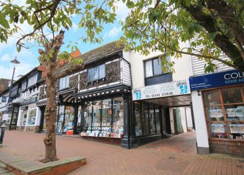 Thumbnail 1 bed maisonette to rent in High Street, East Grinstead