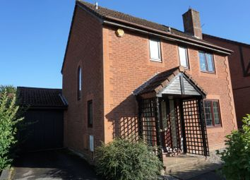 Thumbnail 3 bed detached house for sale in Monarch Close, Basingstoke
