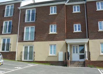 Thumbnail 1 bed flat to rent in Geraint Jeremiah Close, Cwrt Penrhiwtyn, Neath