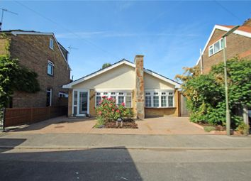 Thumbnail 3 bed bungalow to rent in Ecton Road, Addlestone, Surrey