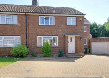 Thumbnail 4 bed semi-detached house for sale in Cedar Close, Potters Bar, Hertfordshire