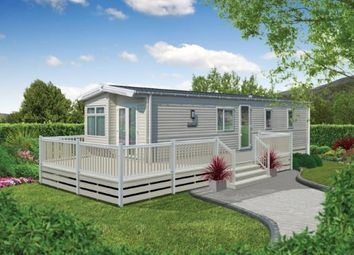 Thumbnail 2 bedroom bungalow for sale in Plas Goch Holiday Park, Llanedwen, Sir Ynys Mon