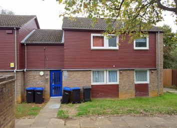 Thumbnail 2 bed flat to rent in Alder Court, Thorplands, Northampton