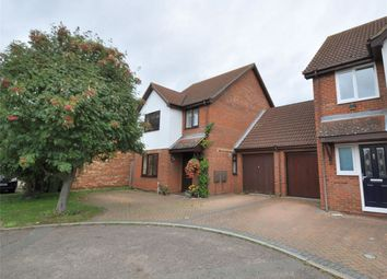 Thumbnail 4 bed detached house for sale in Owl Way, Hartford, Huntingdon, Cambridgeshire