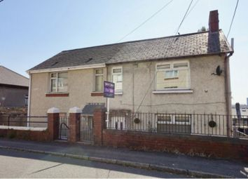 Thumbnail 3 bed semi-detached house for sale in Pellau Road, Margam