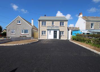 Thumbnail 3 bed detached house for sale in Longdowns, Penryn