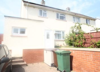 Thumbnail 3 bed semi-detached house to rent in Ham Drive, Plymouth, Devon