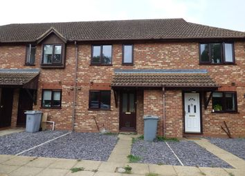 Thumbnail 2 bed terraced house to rent in Clare Court, Baston, Peterborough