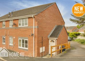 Thumbnail 2 bed flat for sale in Nant View Court, Buckley