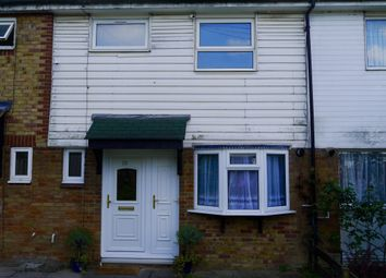 Thumbnail 3 bed terraced house to rent in Byron Avenue, Elstree, Borehamwood, Hertfordshire