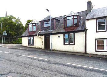 Thumbnail 1 bed flat for sale in Vennel Street, Dalry